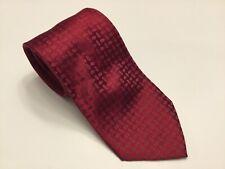 Frangi Neck Tie New Silk Necktie NWOT Neckwear Blue Red