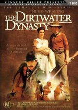 The Dirtwater Dynasty (DVD, 2005, 3-Disc Set) CLOSE TO NEW