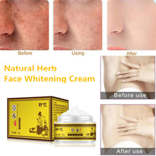 Beauty Face Body Whitening Cream Instant Dark Skin Bleaching Lotion Concealer