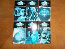 The Outer Limits - collection of 6 VHS tapes....(Set 6)