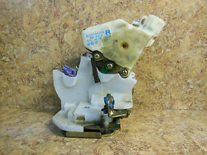Nissan Maxima Infiniti I30 Right Rear Passenger Side Door Lock Latch Actuator