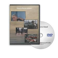 This is Parris Island, South Carolina Marine Boot Camp Training  DVD - C755