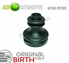 BIRTH FRONT AXLE DRIVESHAFT CV JOINT BOOT OE QUALITY REPLACE 7615