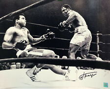 "Joe Frazier ""Smokin Joe"" 16 x 20 with COA"
