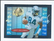 1996 PLAYOFF CONTENDERS Open Foil Red JOEY GALLOWAY (SEAHAWKS)