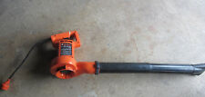 Black & Decker Corded Super Sweep - Leaf Blower 120V 6Amp - No Shipping!