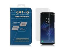 3D Curved FULL COVER Tempered Glass Screen Protector Samsung Galaxy S8 / S8 Plus
