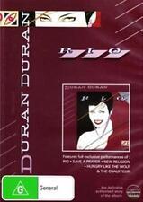 DURAN DURAN Rio DVD NEW