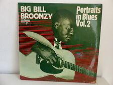 BIG BILL BROONZY Portraits in blues Vol 2 STORYVILLE 670154