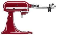 KitchenAid KSM1APC 5-Blade Spiralizer with Peel, Core & Slice - Red