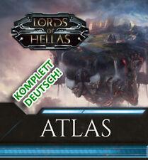 Lords of Hellas - Atlas Erweiterung - Sundrop-Bemalung DEUTSCH NEU OVP