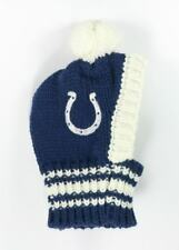 Indianapolis Colts Little Earth Productions NFL Dog Pet Knit Team Winter Hat