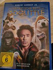 Die fantastische reise des dr dolittle dvd