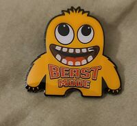 Amazon Beast Mode Peccy Collector's Pin