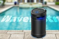 IMGadgets Wavblstr Rechargeable Portable Bluetooth Karaoke Speaker with Mic