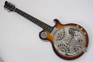 Jay Turser Jtres/str Electric Thinline Resonator Guitar