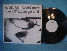 Sam Egan, Good Album Cover? More Like BAD Album Cover!!! OMG Vinyl, Very Unique!