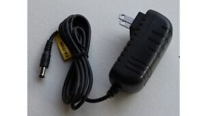 12V power supply AC adapter cord charger for Brother Label Maker printer PT-D450