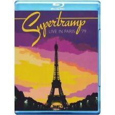 Supertramp - Live In Paris '79 Nuevo Blu-Ray
