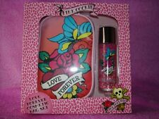 PINK COOKIE Love Forever COSMETIC BAG.. & 50ml Perfume Bottle...... Gift Box Set