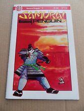 Samurai Penguin 3 .  Slave Labor - 1987  -  VF