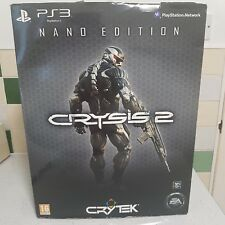Crysis 2 Nano edition PC PAL UK extremely RARE!!! BRAND NEW