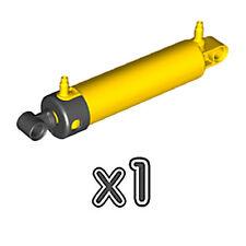 Lego Pneumatic LARGE Cylinder  (technic,excavator,long,crane,system,V2-Ver.2)