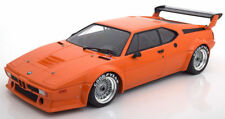 MINICHAMPS 1979 BMW M1 PROCAR PLAIN BODY Orange 1:12 Large Car*Brand New Item!