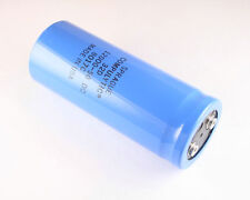1x 12000uF 50V Large Can Electrolytic Capacitor Volts DC 50VDC 12000mfd 12,000