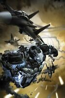 """PUNISHER #221 LEGACY """"WAR MACHINE Part 4 COVER A 1ST PRINT"""