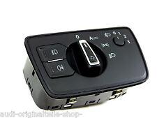 VW PASSAT 3g B8 Variante Interruptor De Luz control LWR niebla 3g0941633 Negro