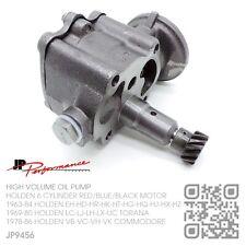 HIGH VOLUME OIL PUMP 6 CYL 161-173-186-202 MOTOR [HOLDEN LC-LJ-LH-LX-UC TORANA]