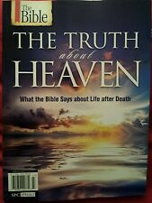 The Truth About Heaven What Bible Says About Life After Death 2014 FREE SHIPPING