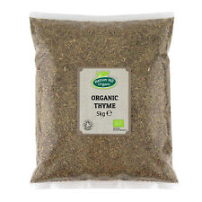 Organic Dried Thyme 5kg Certified Organic