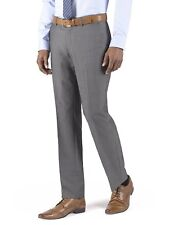 Ben Sherman Grey Two Tone Suit Trouser - Slim Fit size 40S, BS120510 RRP £49
