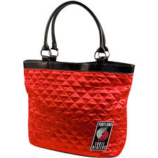 Portland Trail Blazers NBA Licensed Quilted Tote Bag