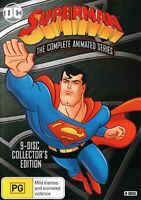 Superman Complete Animated Series (DVD : MASSIVE 9 DISC SET) COLLECTOR'S EDITION