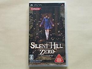 PSP silent hill zero sony playstation