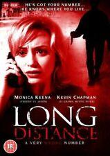 Long Distance [DVD] By Monica Keena,Ivan Martin.