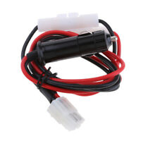 3m Car Charger Cigarette Light Power Cable for Yaesu FT-857D FT-897D IC-725A