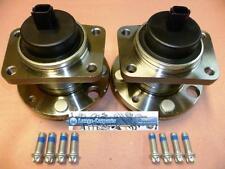 2x RADLAGER SATZ + Radnabe + ABS-Sensor Hinterachse FORD MONDEO II Kombi  4 Loch