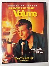 Video DVD - Pump Up The Volume - Christian Slater NEW Open WORLDWIDE