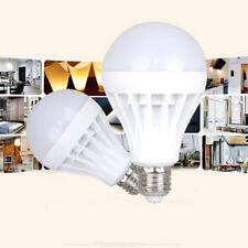 LED inteligente E27 5W 7W 9W 12/15W 6000-6500K Lámpara Bombilla De Emergencia Inteligente