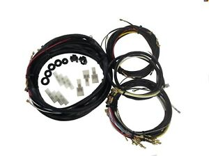 1968-1969 VW Volkswagen Beetle Complete Wiring Harness Made in USA