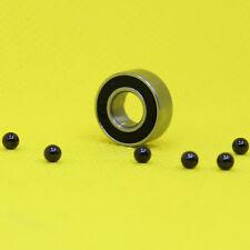 686-2RS (6x13x5 mm) Hybrid Ceramic Bearing Rubber Sealed Ball Bearings 686rs