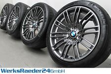 Original BMW M3 E90 E92 E93 18 Zoll Sommerradsatz 260M M 260 Doppelspeiche P3