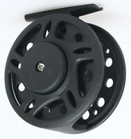 Free Shipping Aventik 5/6 Graphite black color fly fishing reel NEW