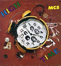 "MC5 ""HIGH TIME"" ORIG FR 1971/73 VG++/EX"