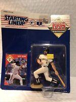 Jeff King 1995 Starting Lineup Pittsburgh Pirates MLB Kenner Sealed