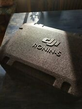 DJI Ronin-S Camera Stabilizer (Gently hardly Used) case and all accessories!
